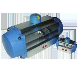 Rack & Pinion Pneumatic Actuator