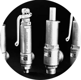 High Cap Valves