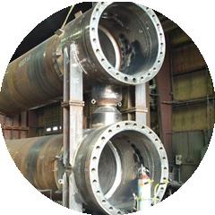 Intercambiador tubo y carcasa