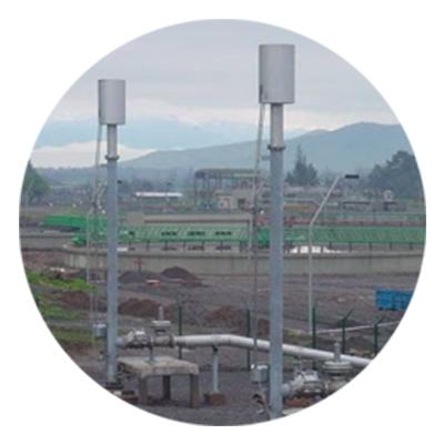 Bio-gas bengalas